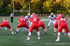 CIAC Football; Wolcott 34 vs. Seymour 27 - Photo #A 528