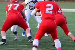 CIAC Football; Wolcott 34 vs. Seymour 27 - Photo #A 529
