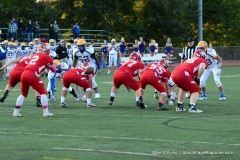 CIAC Football; Wolcott 34 vs. Seymour 27 - Photo #A 542