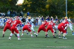 CIAC Football; Wolcott 34 vs. Seymour 27 - Photo #A 543