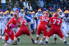 CIAC Football; Wolcott 34 vs. Seymour 27 - Photo #A 568