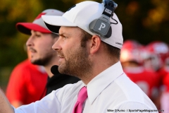 CIAC Football; Wolcott 34 vs. Seymour 27 - Photo #A 599