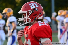 CIAC Football; Wolcott 34 vs. Seymour 27 - Photo #A 601