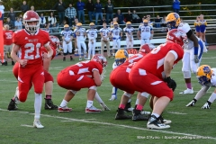 CIAC Football; Wolcott 34 vs. Seymour 27 - Photo #A 602