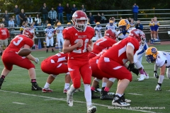 CIAC Football; Wolcott 34 vs. Seymour 27 - Photo #A 603