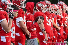 CIAC Football; Wolcott 34 vs. Seymour 27 - Photo #A 626