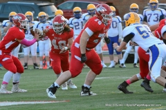 CIAC Football; Wolcott 34 vs. Seymour 27 - Photo #A 628