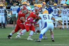 CIAC Football; Wolcott 34 vs. Seymour 27 - Photo #A 648