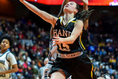 CIAC Girls Basketball Class L Tournament Finals - #4 Hillhouse 39 vs #19 Hand 34 | Photo-17