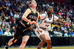 CIAC Girls Basketball Class L Tournament Finals - #4 Hillhouse 39 vs #19 Hand 34 | Photo-21