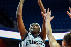 CIAC Girls Basketball Class L Tournament Finals - #4 Hillhouse 39 vs #19 Hand 34 | Photo-3