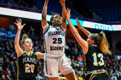 CIAC Girls Basketball Class L Tournament Finals - #4 Hillhouse 39 vs #19 Hand 34 | Photo-9