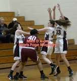CIAC Girls Basketball; Farmington JV 42 vs. Windsor JV 30 - Photo # (3)