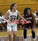 CIAC Girls Basketball; Farmington JV 42 vs. Windsor JV 30 - Photo # (36)