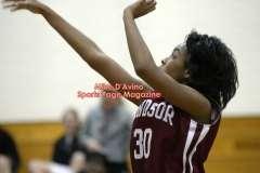 CIAC Girls Basketball; Farmington JV 42 vs. Windsor JV 30 - Photo # (40)