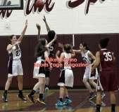 CIAC Girls Basketball; Farmington JV 42 vs. Windsor JV 30 - Photo # (5)