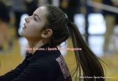 CIAC Girls Volleyball, Class L Finals - RHAM 3 vs. Farmington 1 - Photo # (17)
