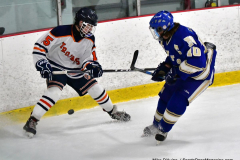 CIAC Ice Hockey; L.H.- H-K, Cogin. 8 vs Newtown 1 - Photo # (449)