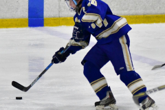 CIAC Ice Hockey; L.H.- H-K, Cogin. 8 vs Newtown 1 - Photo # (819)