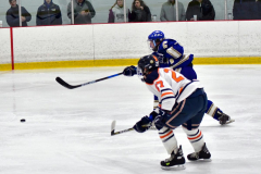 CIAC Ice Hockey; L.H.- H-K, Cogin. 8 vs Newtown 1 - Photo # (821)