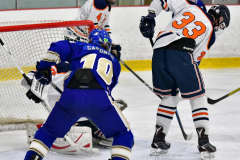 CIAC Ice Hockey; L.H.- H-K, Cogin. 8 vs Newtown 1 - Photo # (839)