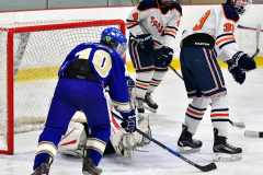 CIAC Ice Hockey; L.H.- H-K, Cogin. 8 vs Newtown 1 - Photo # (841)