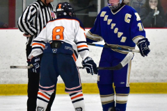 CIAC Ice Hockey; L.H.- H-K, Cogin. 8 vs Newtown 1 - Photo # (917)