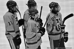 CIAC Ice Hockey; Focused on Newtown 7 vs. Mt. Everett 1 - Photo 1070