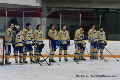 CIAC Ice Hockey; Focused on Newtown 7 vs. Mt. Everett 1 - Photo 251