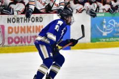 CIAC Ice Hockey; L.H.- H-K, Cogin. 8 vs Newtown 1 - Photo # (457)