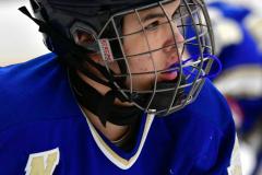 CIACT Ice Hockey D3 QFs; #1 Hand 5 vs. #8 Newtown 0 - Photo # 138