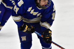 CIACT Ice Hockey D3 QFs; #1 Hand 5 vs. #8 Newtown 0 - Photo # 539
