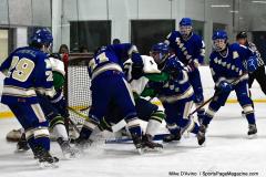 Gallery CIAC Ice Hockey; Northeastern 4 vs. Newtown 3 - Photo # 1207