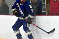 Gallery CIAC Ice Hockey; Northeastern 4 vs. Newtown 3 - Photo # 1276
