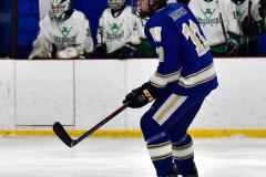 Gallery CIAC Ice Hockey; Northeastern 4 vs. Newtown 3 - Photo # 1398