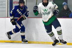 Gallery CIAC Ice Hockey; Northeastern 4 vs. Newtown 3 - Photo # 402