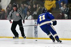 Gallery CIAC Ice Hockey; Northeastern 4 vs. Newtown 3 - Photo # 432
