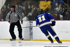 Gallery CIAC Ice Hockey; Northeastern 4 vs. Newtown 3 - Photo # 433