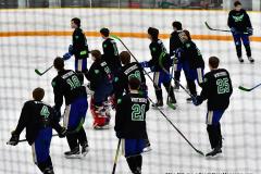 CIAC Ice Hockey; Newtown 4 vs. SH,LI,TH,NO 1 - Photo # (332)