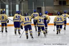CIAC Ice Hockey; Focused on Newtown 7 vs. Mt. Everett 1 - Photo 104
