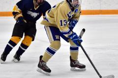 CIAC Ice Hockey; Focused on Newtown 7 vs. Mt. Everett 1 - Photo 358