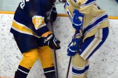 CIAC Ice Hockey; Focused on Newtown 7 vs. Mt. Everett 1 - Photo 399
