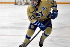 CIAC Ice Hockey; Focused on Newtown 7 vs. Mt. Everett 1 - Photo 455