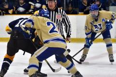 CIAC Ice Hockey; Focused on Newtown 7 vs. Mt. Everett 1 - Photo 494