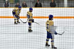 CIAC Ice Hockey; Focused on Newtown 7 vs. Mt. Everett 1 - Photo 511
