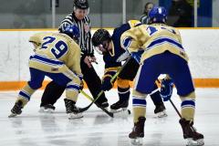 CIAC Ice Hockey; Focused on Newtown 7 vs. Mt. Everett 1 - Photo 665