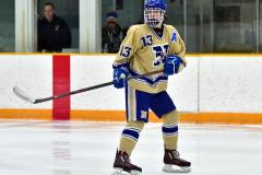 CIAC Ice Hockey; Focused on Newtown 7 vs. Mt. Everett 1 - Photo 698
