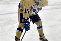 CIAC Ice Hockey; Focused on Newtown 7 vs. Mt. Everett 1 - Photo 734