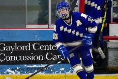 CIAC Ice Hockey; L.H.- H-K, Cogin. 8 vs Newtown 1 - Photo # (23)