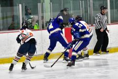 CIAC Ice Hockey; L.H.- H-K, Cogin. 8 vs Newtown 1 - Photo # (255)
